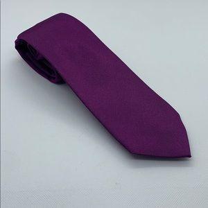 Men's banana republic purple/pink silk tie